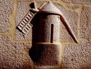 Maestrazgo Mirambel Briefkasten