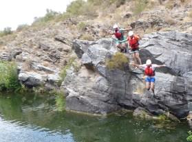 Multiaventura Kayak y Barranquismo Piedras Azules