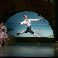 Thomas Lund - Balletdanser
