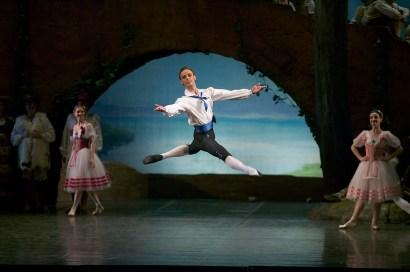 Thomas Lund - Balletdanser