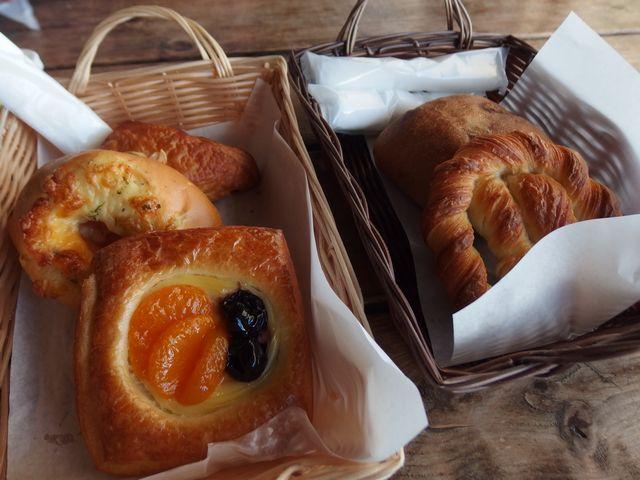 ラ・サンテで食べたパン