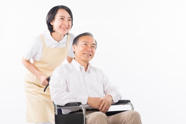 50代からの介護職