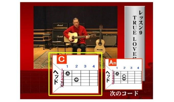 ギターレッスン動画