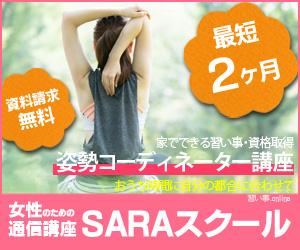 姿勢コーディネーター/SARA
