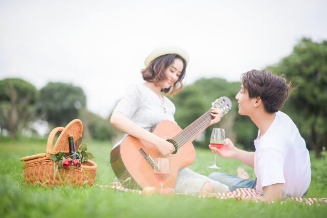 ギター、家でできる趣味・習い事