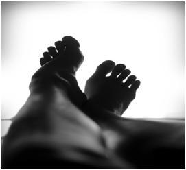足のむくみ対策病気