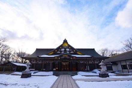 秋田県護國神社2