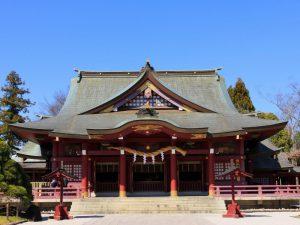 笠間稲荷神社スポット