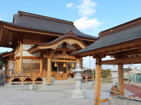 岩国白蛇神社