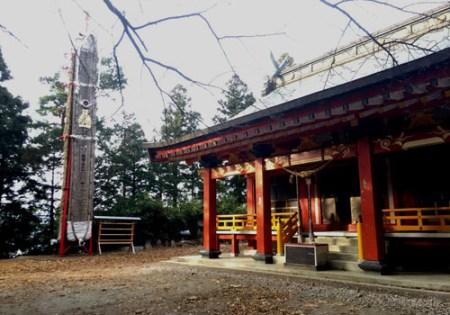 羽黒神社大わらじ
