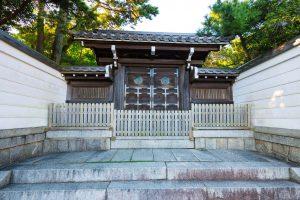 安徳天皇廟