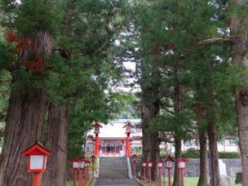 遠野郷八幡宮