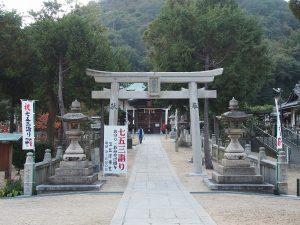 玉比咩神社