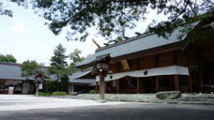 櫻木神社スポット