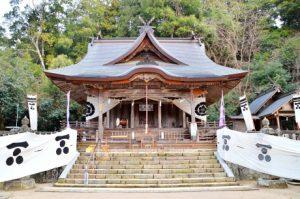 清神社スポット