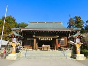 健軍神社 社殿