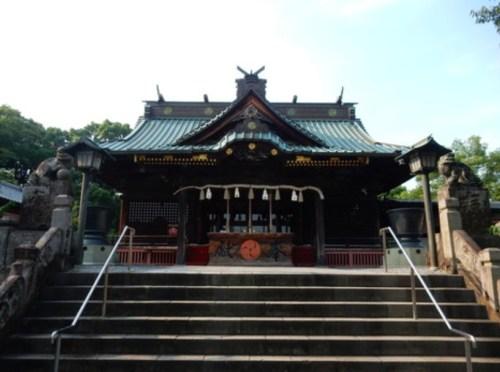雷電神社(らいでん神社)