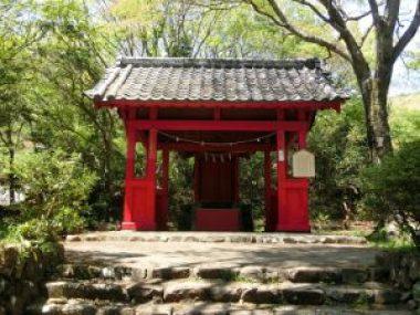 伊豆山神社スポット