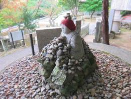 佛ヶ滝 御加持石