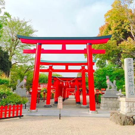 海山道神社