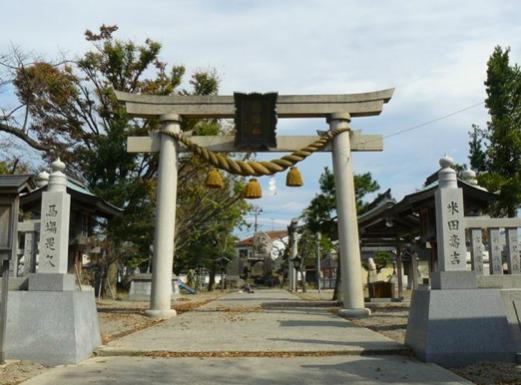 岩瀬諏訪神社