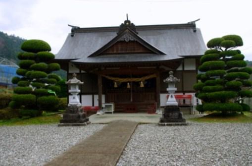 忌部神社(いんべ神社)