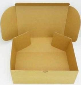 ウィッグを収納する箱