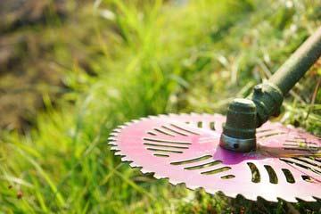 須恵町 一軒家 庭の草刈り|えびす造園