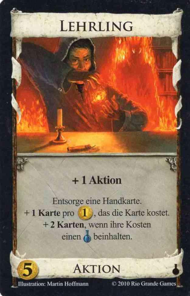 Dominion Alchemisten Lehrling
