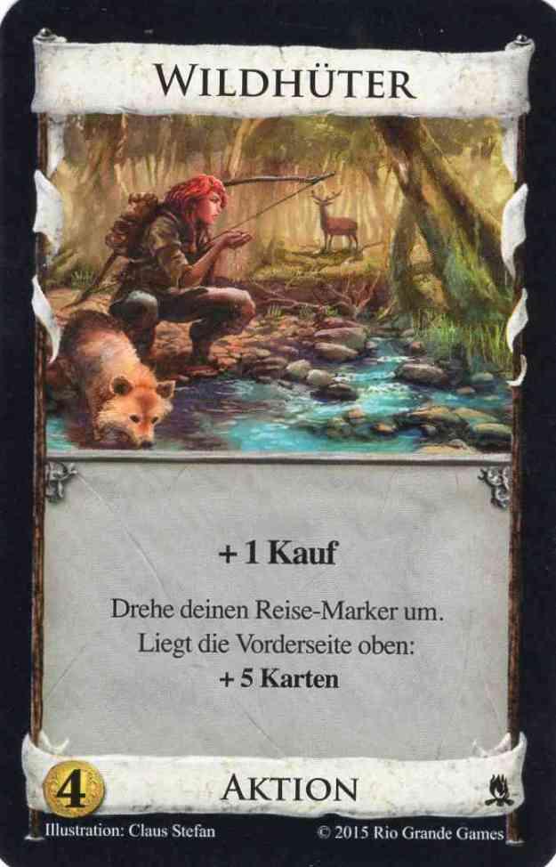 Dominion Abenteuer Wildhüter