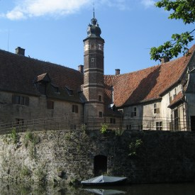 Burg Vischering Lüdinghausen, Münsterland/ Foto: Ruhl