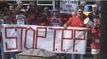 米国労働者もTPPに反対!米労組、次期大統領候補クリントン氏にTPP反対を明確にするよう要求
