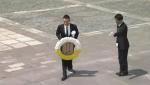 【いいね!】長崎平和祈念式典の献花・献水で山本太郎参議院議員の名前が呼ばれると会場から大きな拍手が
