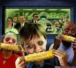 【世界の流れ】欧州14ヶ国&ロシアは遺伝子組み換え食品NO!日本は~?