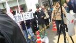 香山リカ氏が通勤中にヘイト団体から「バカ女」と罵られる!現場には法務省から「朝鮮人を日本からたたき出せ」「殺してやるから出てこいよ」などの脅迫的な言動をやめるよう勧告を受けた在特会元代表も
