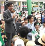 【興味深い】都知事選・小池氏の応援に自民・若狭勝衆院議員が登場「党が除名するというならしようがない」