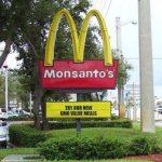 【サラバ】マクドナルドとモンサントの業績が悪化しているとのこと。