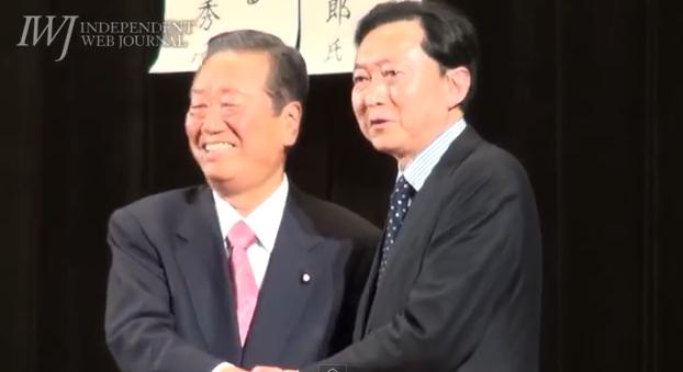 【賛成】脳科学者・茂木健一郎氏「民進党は小沢・鳩山両氏を三顧の礼を持ってお迎えすべき」