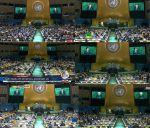 【知ってた】安倍総理の国連演説、やっぱりガラガラだった!トランプはもちろん、マクロンよりも、ネタニヤフ、シャイフ・タミーム、ロウハニよりも聴衆が少なかったとのこと。
