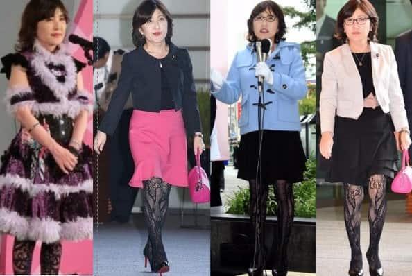 【(^_^;】稲田朋美氏が防衛大臣時代の服装を反省「人がどう見ているかまで見えなかった」