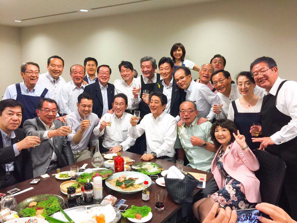 2018/07/14(土)プチニュース「安倍総理が股関節周囲炎に」など