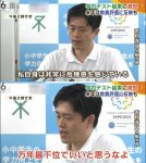 【いや、あんたの責任は?】学力テストの結果に大阪市長が激怒「万年最下位でいいと思うなよ」