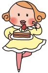 【ブタに朗報】甘い物を食べるなら日中に!「日中に同じ量を食べても脂肪肝や高脂血症になりにくい」
