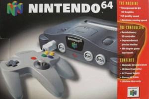 ニンテンドー64