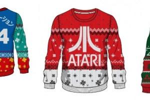 お洒落セーター