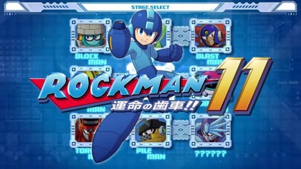 ロックマン11
