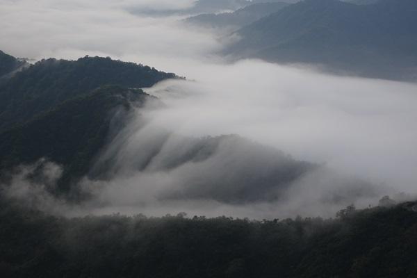 枝折峠 滝雲