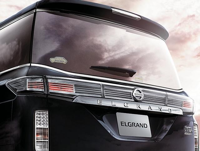 2019年に日産エルグランドがモデルチェンジ:新型E53の凄い内容!