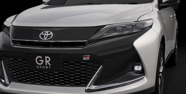 トヨタ新型ハリアーのモデルチェンジのスケジュール内容:高級車のもう1つの形!