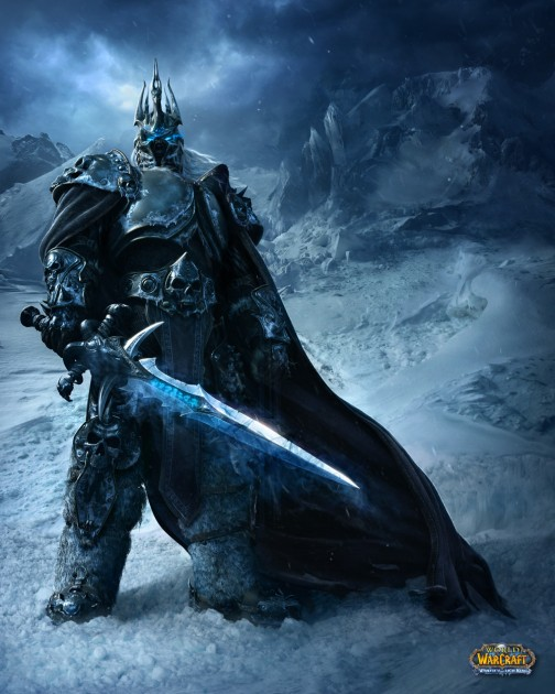 Frostmourne-world-warcraft-3